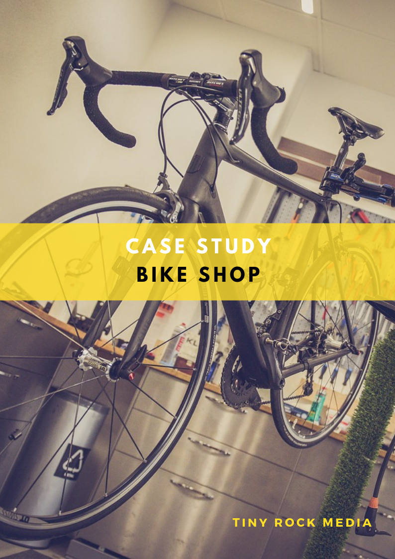 Bike Shop Facebook Ad Case Study - Tiny Rock Media